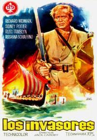 Постер Корабли викингов