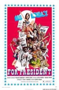 Постер Linda Lovelace for President