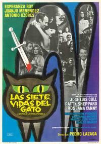 Постер Las siete vidas del gato