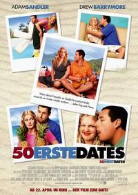 Постер 50 первых поцелуев