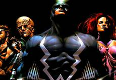 Marvel снимет фильм о Нелюдях