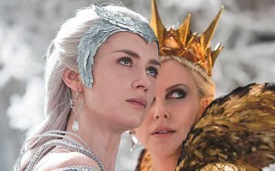 В кино на этой неделе: Охотник и Снежная королева, Николас Спаркс и KISFF2016