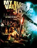 """Постер из фильма """"Мой кровавый Валентин 3D"""" - 1"""