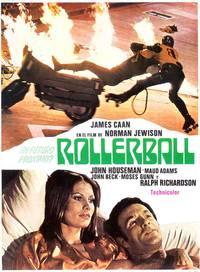 Постер Роллербол