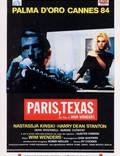 """Постер из фильма """"Париж, Техас"""" - 1"""