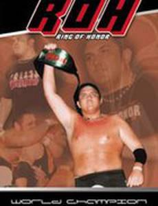 ROH Чемпион Мира: Самоа Джо (видео)