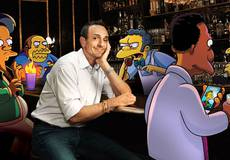 Голос «Симпсонов» поучаствует в новом мультике Сета Макфарлейна