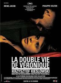 Постер Двойная жизнь Вероники