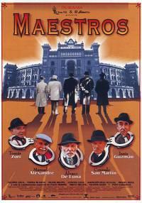 Постер Maestros