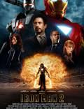 """Постер из фильма """"Железный человек 2"""" - 1"""