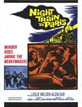 """Постер из фильма """"Ночной поезд до Парижа"""" - 1"""