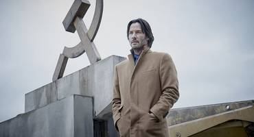 Киану Ривз на первом кадре триллера «Сибирь»