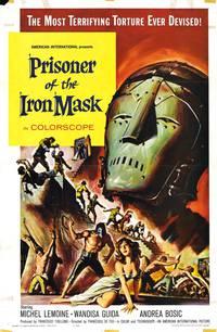 Постер Месть железной маски