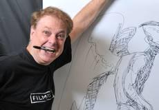 Билл Плимптон выберет в Киеве лучшие анимации фестиваля Linoleum