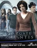 """Постер из фильма """"Звездные врата: Атлантида"""" - 1"""