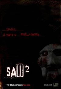 Постер Пила 2