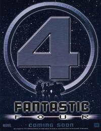 Постер Фантастическая четверка