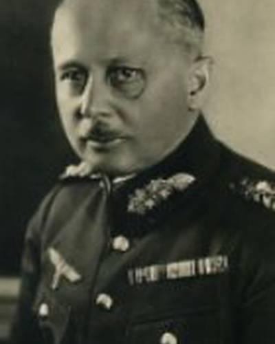 Вернер фон Фрич фото