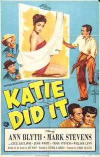 Постер Katie Did It