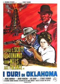 Постер Оклахома, как она есть