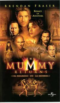 Постер Мумия возвращается