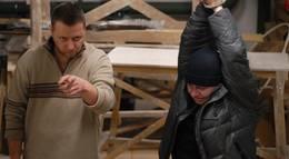 "Кадр из фильма ""Карпов"" - 2"