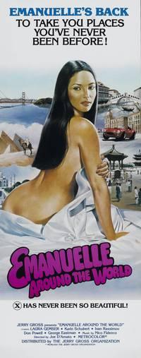 Постер Черная Эммануэль: Вокруг Света