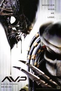 Постер Чужой против Хищника