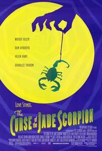 Постер Проклятие нефритового скорпиона