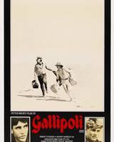 """Постер из фильма """"Галлиполи"""" - 1"""