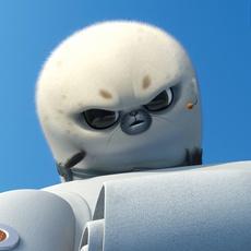"Кадр из фильма ""Пингвины Мадагаскара"" - 9"