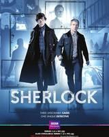 """Постер из фильма """"Шерлок"""" - 2"""