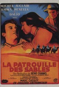 Постер Песчаный патруль