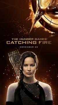 Постер Голодные игры: И вспыхнет пламя