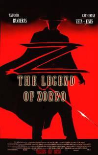 Постер Легенда Зорро