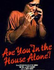 Вы один в доме?