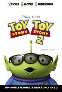 Постер История игрушек 2