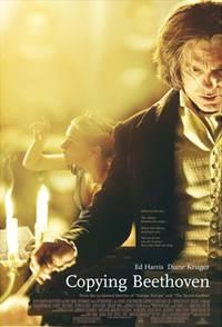 Постер Переписывая Бетховена