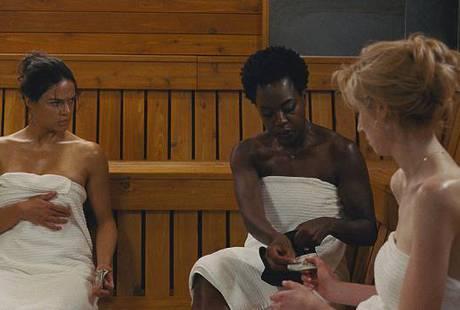 «Вдовы»: новый фильм от режиссера «12 лет рабства» и потенциальный фаворит «Оскара»
