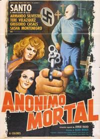 Постер Santo en Anónimo mortal