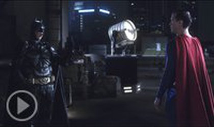 Комедийная короткометражка «Бэтмен против Супермена (русские субтитры)