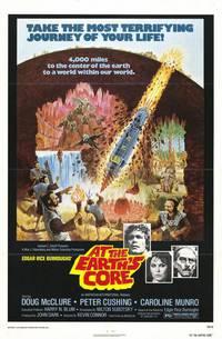 Постер Путешествие к центру Земли