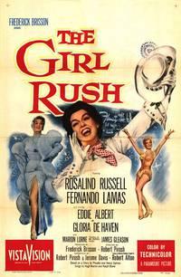 Постер The Girl Rush