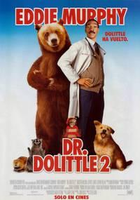 Постер Доктор Дулиттл 2