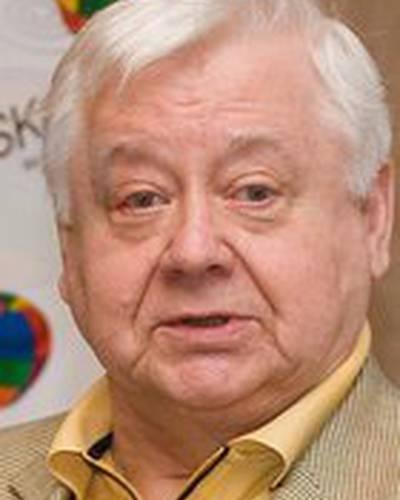 Олег Табаков фото