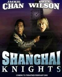 Постер Шанхайские рыцари
