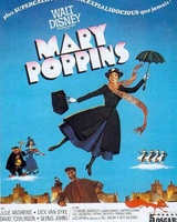 """Постер из фильма """"Мэри Поппинс"""" - 9"""