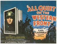 Постер На западном фронте без перемен