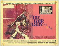 Постер Моя прекрасная леди