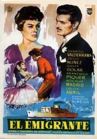 Постер El emigrante